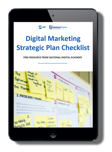 how to create a marketing strategy free guide