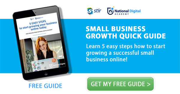 small business online growth guide digital marketing